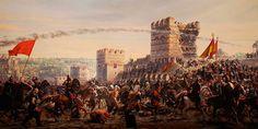 Caida de Constantinopla | Historia Universal