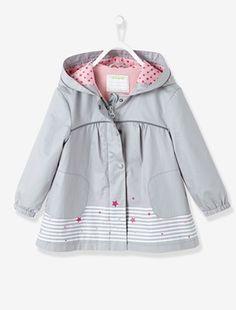 Девушки куртка с флисовой подкладкой - сайт vertbaudet анфан