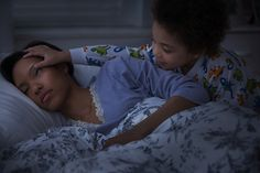 Study Offers Solution for Parents to Get Their Kids to Stay in Bed