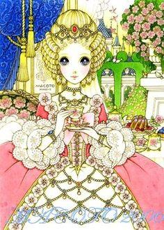 女子悶絶★キレイ!可愛い!お姫様ドレスたち【まるでマリー・アントワネット】 - NAVER まとめ