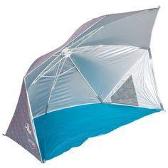 Materiale spiaggia Estate2017 - Tenda parasole da spiaggia IWIKO 180 fantasia  TRIBORD - Estate2017