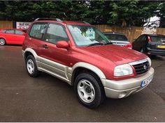 Suzuki Grand Vitara 1.6 SE SUV 3dr Petrol Manual (193 g/km, 92 bhp)