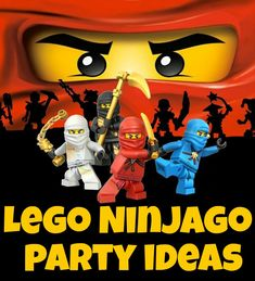 Ninajago party ideas