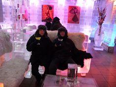 ice bar Dubai
