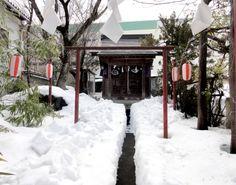 Tempel in Fujiyoshida