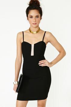 Body Talk Dress