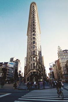 ethereo: The Flatiron (by Julia Yusupov)