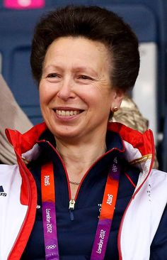 Princess Anne......the unsung hero.