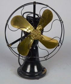 General Electric 5 Cent Coin-Op Fan
