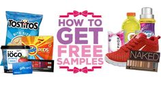 An Easy Guide To Receiving Free Samples