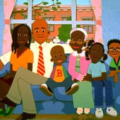 Little bill :) <<< I remember watching this when I was little! :)<<<repin if u remember