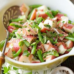 Berry salad better homes and gardens and home and garden on pinterest for Better homes and gardens potato salad