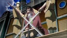 O momento que iniciou o anime