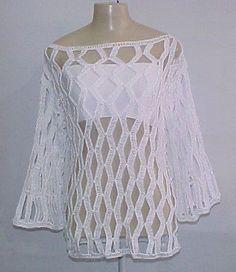 Crochet Tunic grid