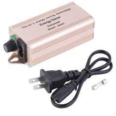 Electric Energy Power Saver Heavy Duty Box + US Plug