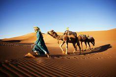 Lost in Moroc (© Greg Slick)