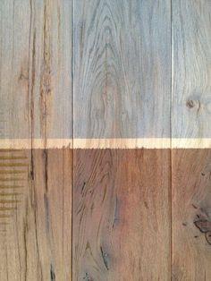 :: Havens South Designs :: Frubio Monocoat - Fumed, Raw and Smoked on Oak Timber Flooring, Hardwood Floors, Rubio Monocoat, Natural Wood Finish, Wood Countertops, Grey Oak, Postcard Design, Living Room Flooring, Floor Finishes
