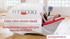 Hypoxi - calea catre silueta ideala! #Hypoxi #HealthySkin