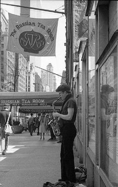 West 57th Street circa 1979. Photo by G. Ray.
