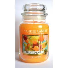 Grande Jarre FRUIT SALAD Yankee Candle large jar US USA