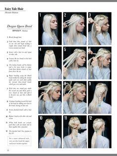 How to create a faerie braid