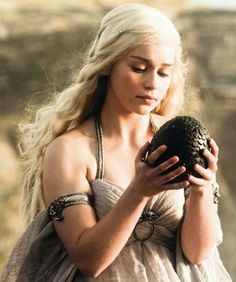 Daenerys, Mother of dragons