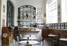 Bibendum Oyster Bar | London Oyster Bars: http://www.hg2magazine.com/the-top-eight-london-oyster-bars/
