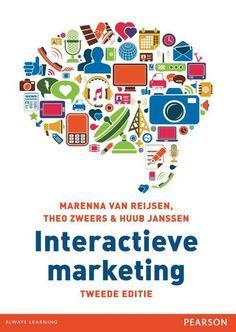 Interactieve Marketing, 2e Editie Met Xtra Toegangscode | Huub Janssen, Marenna van Reijsen, Theo Zweers | Paperback | 9789043026024