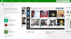 Die neue Windows Store App InstaPic ermöglicht es nun auch kostenlos vom PC aus zu posten.