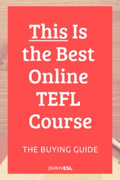 Find legit TEFL online courses, that are worth the money and perfectly prepare you to teach English abroad. We walk you through the whole buying process. Tefl Certification, Teaching English Online, Good Company, Choose Me, Make Money From Home, Cool Suits, Online Courses, Good Things, Landing