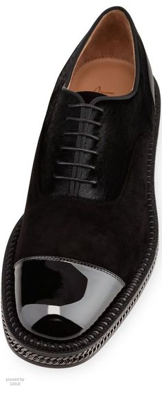 louis vuitton mens shoes - Christian Louboutin Olympio Flat in Blue for Men (black) | LBV ...