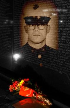 Virtual Vietnam Veterans Wall of Faces | FREDERICK WELSH | MARINE CORPS