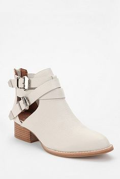 Jeffrey Campbell cutout boots, $195, urbanoutfitters.com