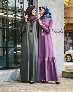 Chic hijab Street Hijab Fashion, Abaya Fashion, Modest Fashion, Girl Fashion, Womens Fashion, Mode Abaya, Mode Hijab, Moslem Fashion, Hijab Style