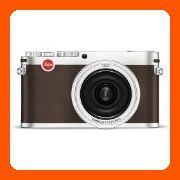 Leica X (typ 113) 16.5MP Digital Camera with 3-Inch TFT LCD (Silver) - Fun stuff and gift ideas (*Amazon Partner-Link)