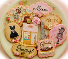 Parisian Cookies   Cookie Connection