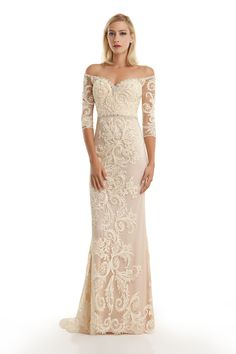 Eleni Elias Collection Official Web Site - Mother of the Bride Collection - Style M127