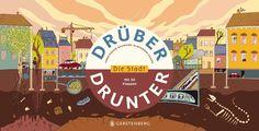Drüber & drunter - Die Stadt: Amazon.de: Anne-Sophie Baumann, Alexandra Huard, Ursula Bachhausen: Bücher