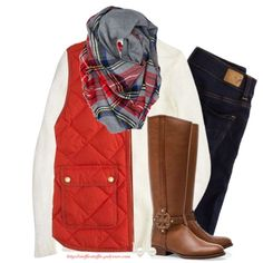 A fashion look from November 2014 featuring J.Crew sweaters, American Eagle Outfitters jeans and Tory Burch boots. Browse and shop related looks. Cute Fall Outfits, Fall Winter Outfits, Autumn Winter Fashion, Winter Clothes, Christmas Outfits, Fall Fashion, The Cardigans, Tory Burch Boots, Outfit Invierno