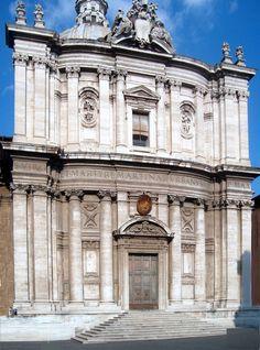 Chiesa dei Santi Lucca e Martina, Roma