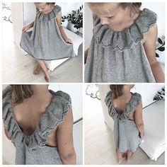 A n g e l d r e s s #knittingforolivescottoncashmere #knittingforolive #knitdesign #angeldress #englekjole #strikkibruk