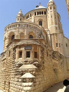Dormition Abbey, Jerusalem Israel