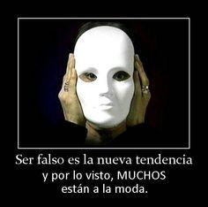 Ser  falso