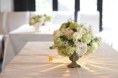 新郎新婦様からのメール アンティークと花 しかし花などどうでもいい 日比谷パレス様へ : 一会 ウエディングの花
