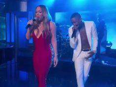 """Mariah Carey apresenta """"I Don't"""" no programa de Jimmy Kimmel com participação de YG #Cantora, #Noticias, #Programa, #Rapper, #Show, #Televisão, #Youtube http://popzone.tv/2017/02/mariah-carey-apresenta-i-dont-no-programa-de-jimmy-kimmel-com-participacao-de-yg.html"""