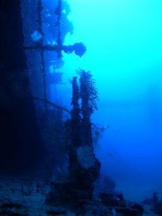 Toa Maru Wreck Dive, Solomon Islands