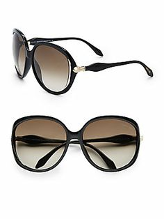 Injected Acetate Sunglasses