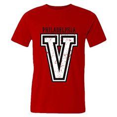 Qiacis Red T Shirt For Men Custom Philandelphia Sports De... https://www.amazon.com/dp/B06XFZJJJV/ref=cm_sw_r_pi_dp_x_kRIVyb3YAE12Q