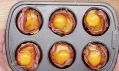 Bacon and egg cups - 9GAG