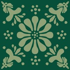 Flower - Green mixed - Full Coverage. Price 6,5 € Blomst - Grøn mønstermix - Heldækkende folie. Pris 45 dkk.